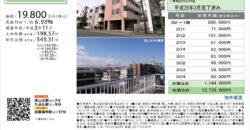 3/23 更新 尾山台三丁目一棟マンション