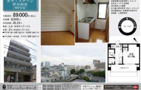 6/9 更新 賃貸 ガラステージ渋谷西原602号室