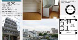7/10 更新 賃貸 ガラステージ渋谷西原602号室