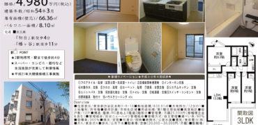 7/13 新規 初台ニューハイツ202号室