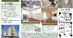 8/24 更新 エムブランド東日暮里701号室