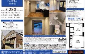 3/7 更新 ドム南青山304号室