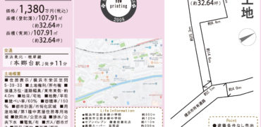 10/10 新規 笠間五丁目土地